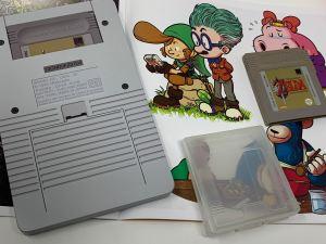 Mini artbook Zelda