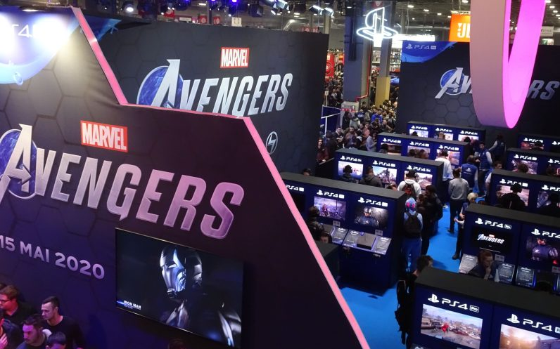 Preview Marvel's Avengers PGW