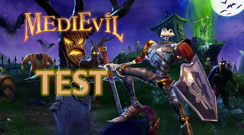 Test MediEvil PS4 - GOUAIG