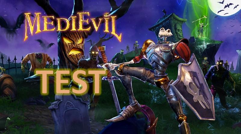 Test MediEvil PS4 - GOUAIG