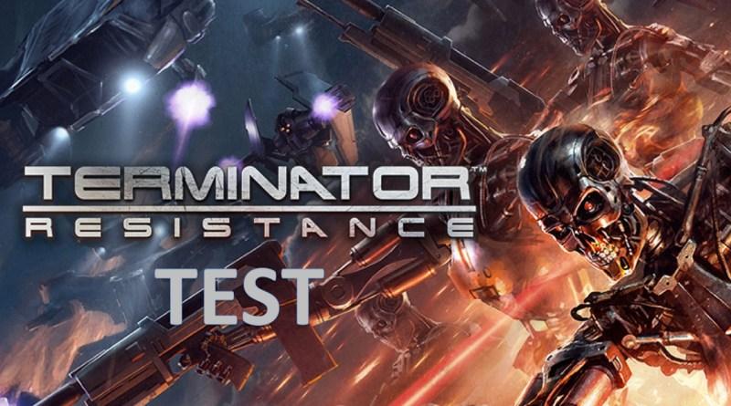 Test Terminator Resistance - Gouaig