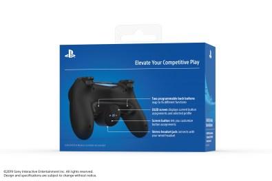 PS4 fixation dorsale de commandes - 5