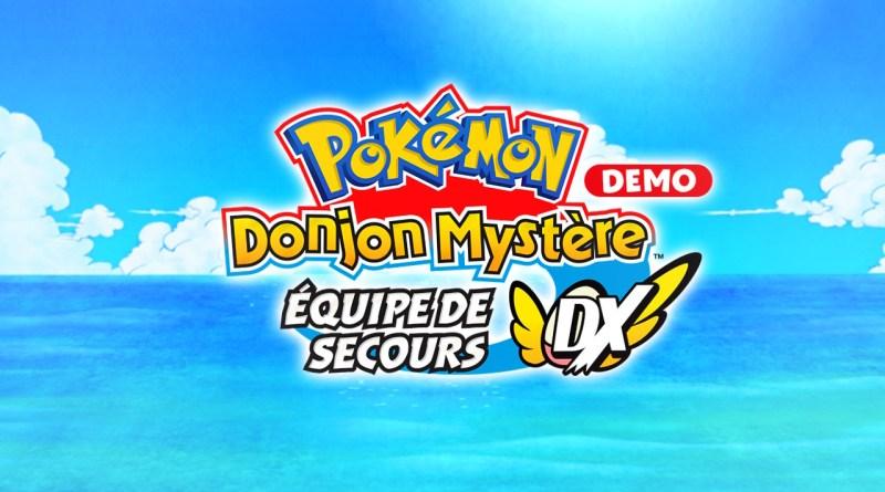 Pokémon donjon mystèreéquipe de secours DX 14