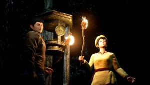 test Shenmue III PS4 PC