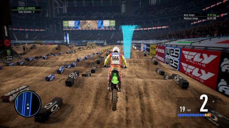 test Monster Energy Supercross 3