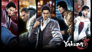 test yakuza 5 remastered