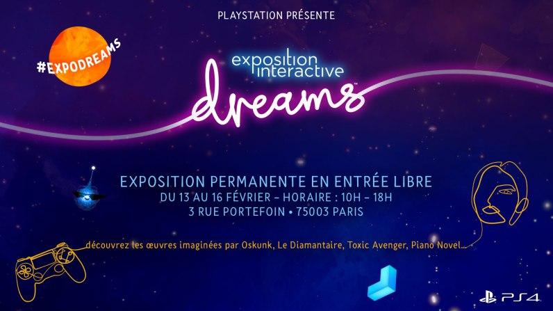 expo interactive dreams