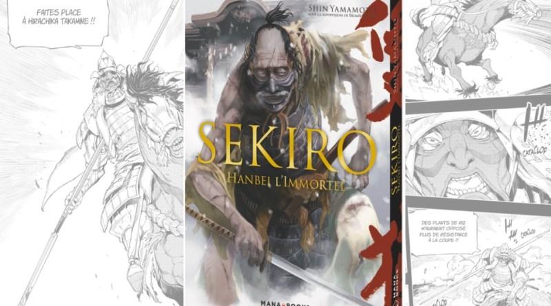 manga Sekiro Mana books
