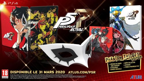 Persona 5 Royal Edition Phantom Thieves