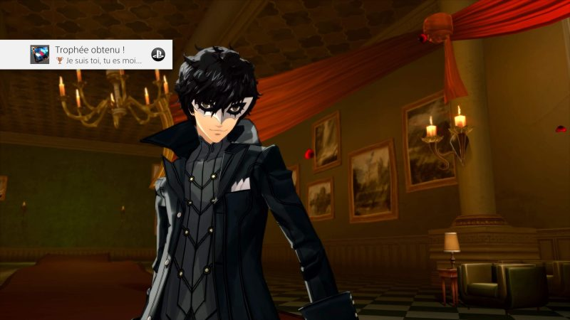test persona 5 Royal