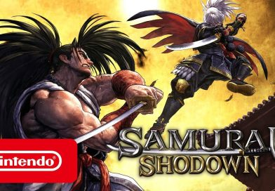 Test Samurai Shodown Switch