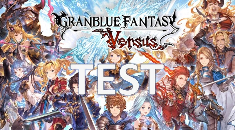 test Granblue Fantasy Versus