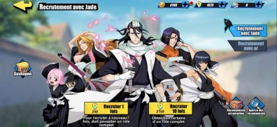 Test Bleach - Immortal Soul iOS Android