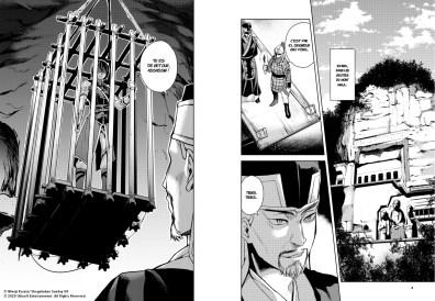Manga] Assassin's Creed : Blade of Shao Jun
