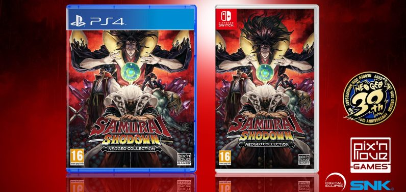 Samurai Shodown NeoGeo Collection - COLLECTOR EDITION