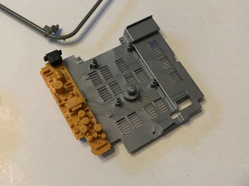 Montage maquette Saturn