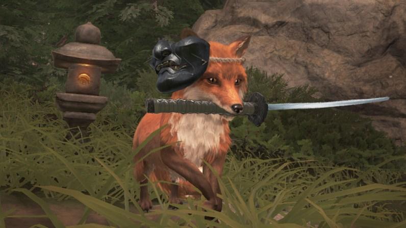 fox ghost of tsushima