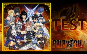 test Fairy Tail PS4 switch PC