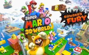 Super Mario 3D World + Bowser's Fury sur Switch