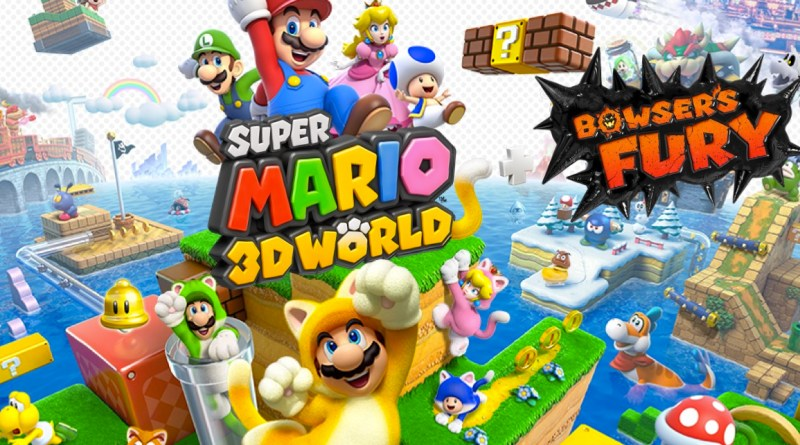 Super Mario 3D World + Bowser's Fury sur Switch