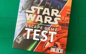 avis Unlock! Star Wars Escape Game