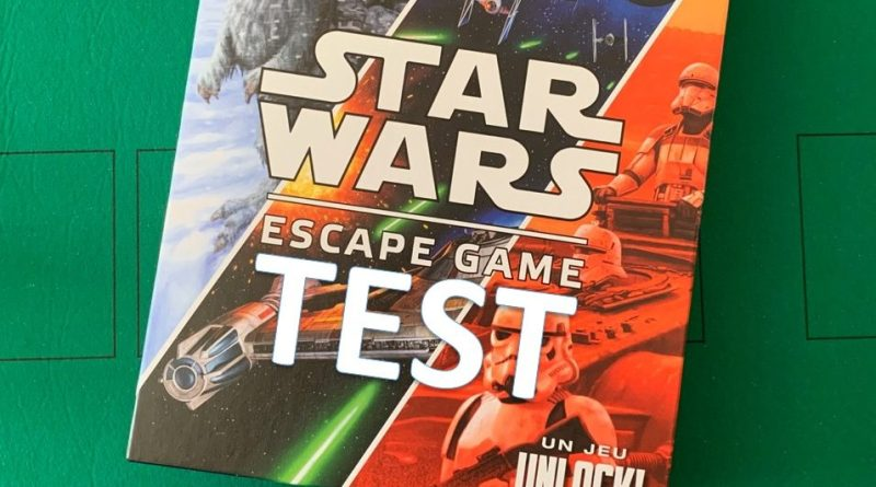 avis Unlock! Star Wars Escape Game