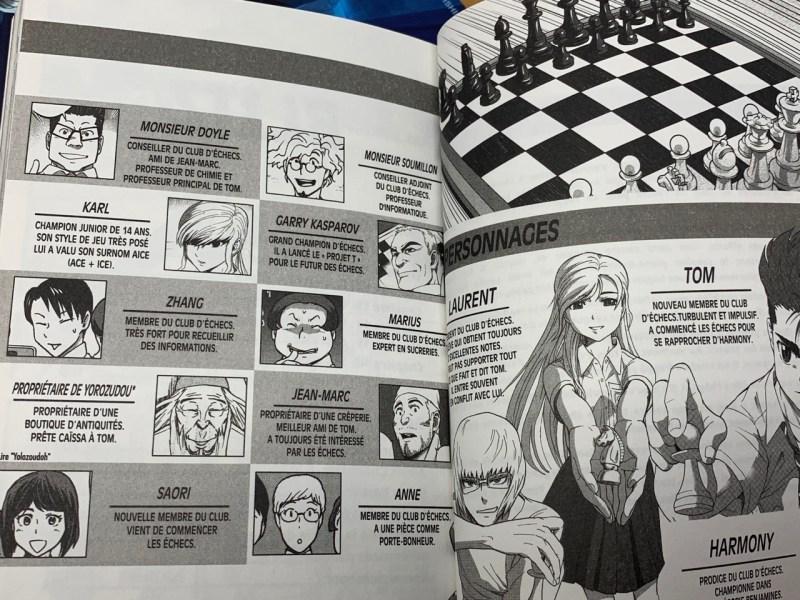 Avis Manga Blitz Tome 2