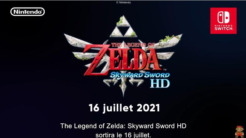 joycon zelda skyward sword HD