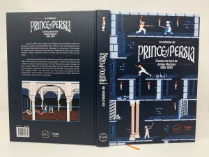 création prince of persia third editions