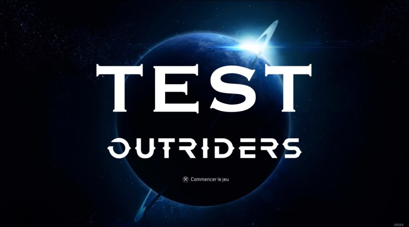 Test Outriders PS5 gouaig