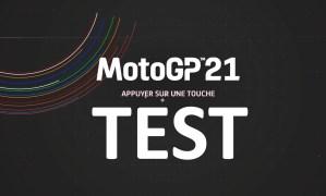 Test MOTOGP 21