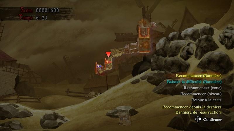 Test Ghosts 'n Goblins Resurrection