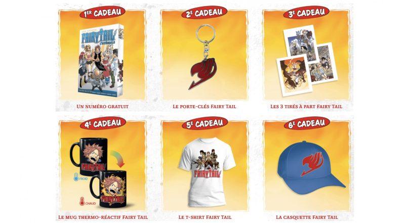 Cadeaux Fairy Tail Hachette - 6
