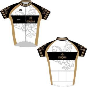 Maillot de cycliste personnalisé Gouden Carolus