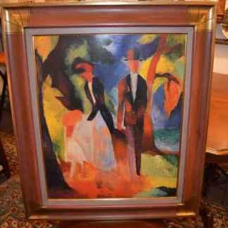 Schilderijen, prenten, tekeningen, aquarellen, etc..