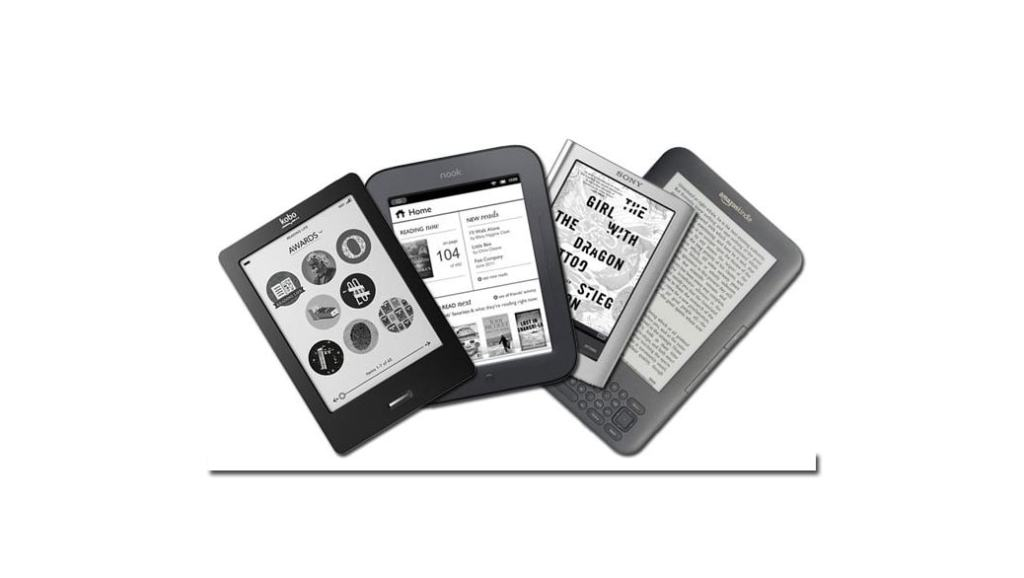 comparativa ebooks