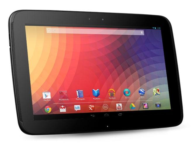 Nexus 10 con android