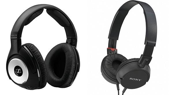 Guía para comprar los mejores auriculares por calidad precio en 2014 - Auriculares con o sin cable -Inalámbricos-