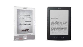 Wolder miBuk Dreams vs Kindle Amazon: Comparativa eReaders