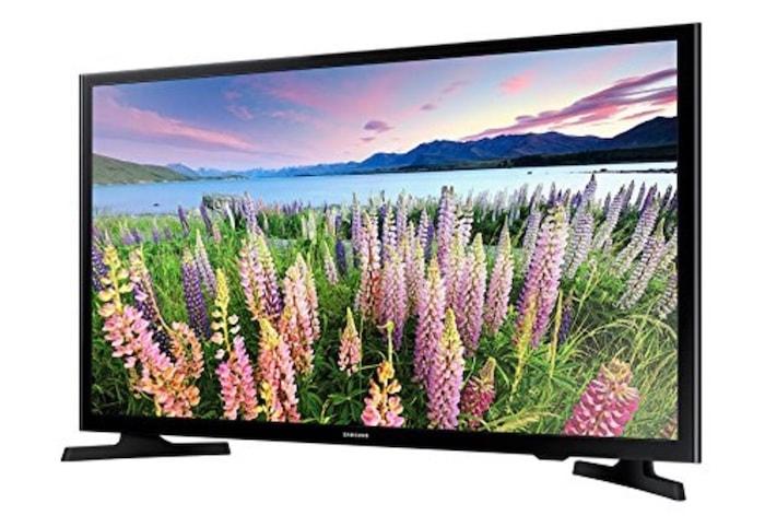 "Samsung UE40J5000AW 40"" Full HD Negro LED TV"