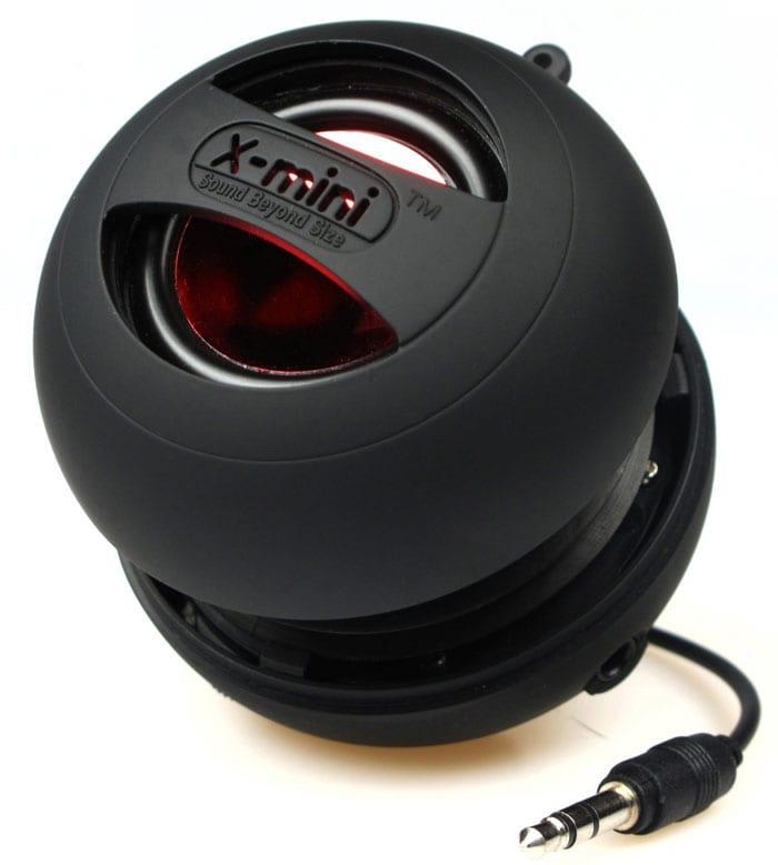 X-Mini I - Altavoz portátil de 2W color negro