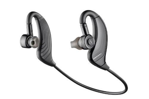 Plantronics 83800-05 - Auriculares de contorno de cuello Bluetooth.