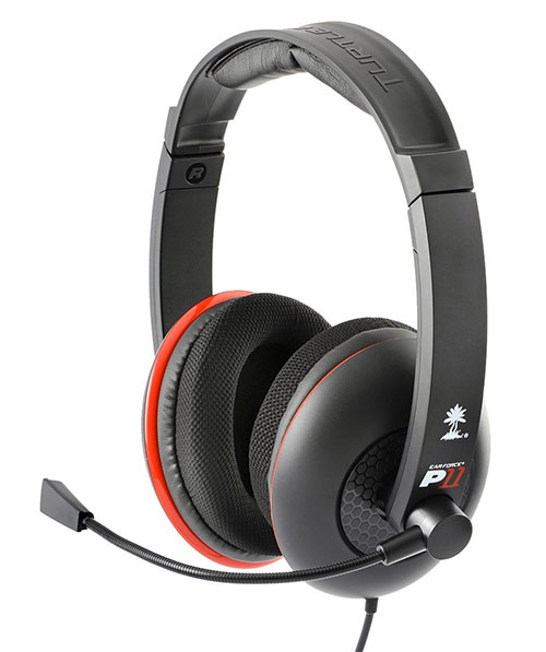auriculares Turtle Beach Ear Force P11