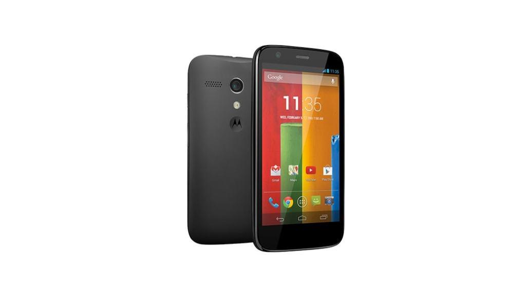 El nuevo Motorola Moto G 4G LTE ya esta disponible en Amazon