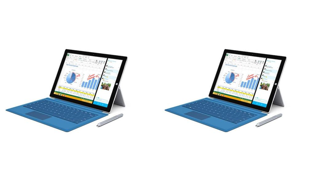 Comparativa tablets: Surface Pro 3 vs Surface Pro 2 vs Surface Pro