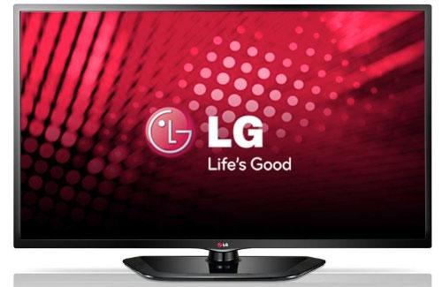 """LG 42LN5400 - Televisor LED de 42"""" (Full HD, 120 MHz)"""