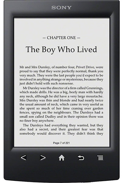 Kindle Vs Sony Reader: La Evolución De Los EReaders Sony: Del Sony Librie Al Sony