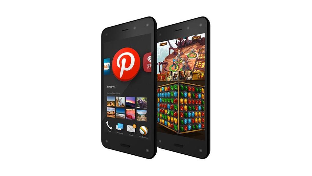 Fire Phone, el smartphone de Amazon – Disponible en Amazon.com