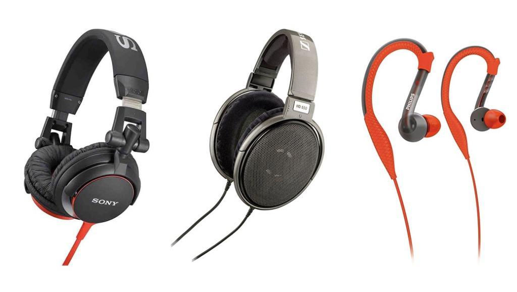 Outlet electrónica en Amazon España 5: auriculares para todos
