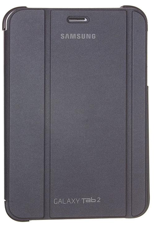 """Samsung EFC-1G5SGEC - Funda dura para Galaxy Tab II 7"""", Gris"""
